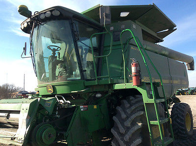 2006 John Deere 9660 STS Combines & Harvesters