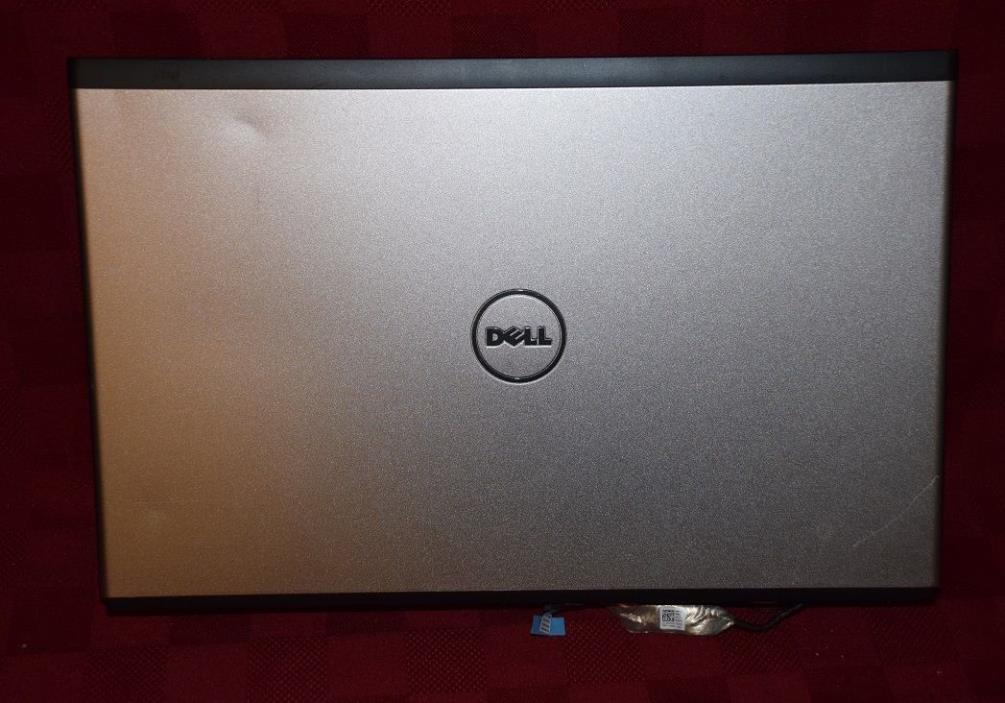 Dell Vostro 3700 Laptop 17.3 Rear Back Cover Top Panel Case Top Cover LID K31D8