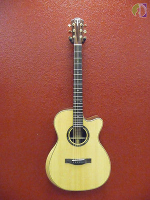 Teton STG150CENT-AR Acoustic Electric Guitar, Free Shipping in USA