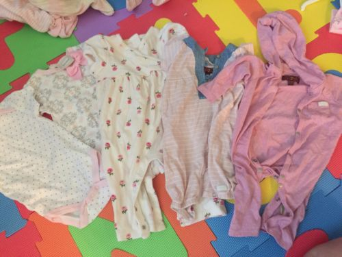 High End Baby Lot Janie And Jack, Seven For All Mankind, Kyle And Deena 0-3 Mos