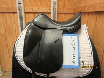 Used Dressage Saddle 17 &