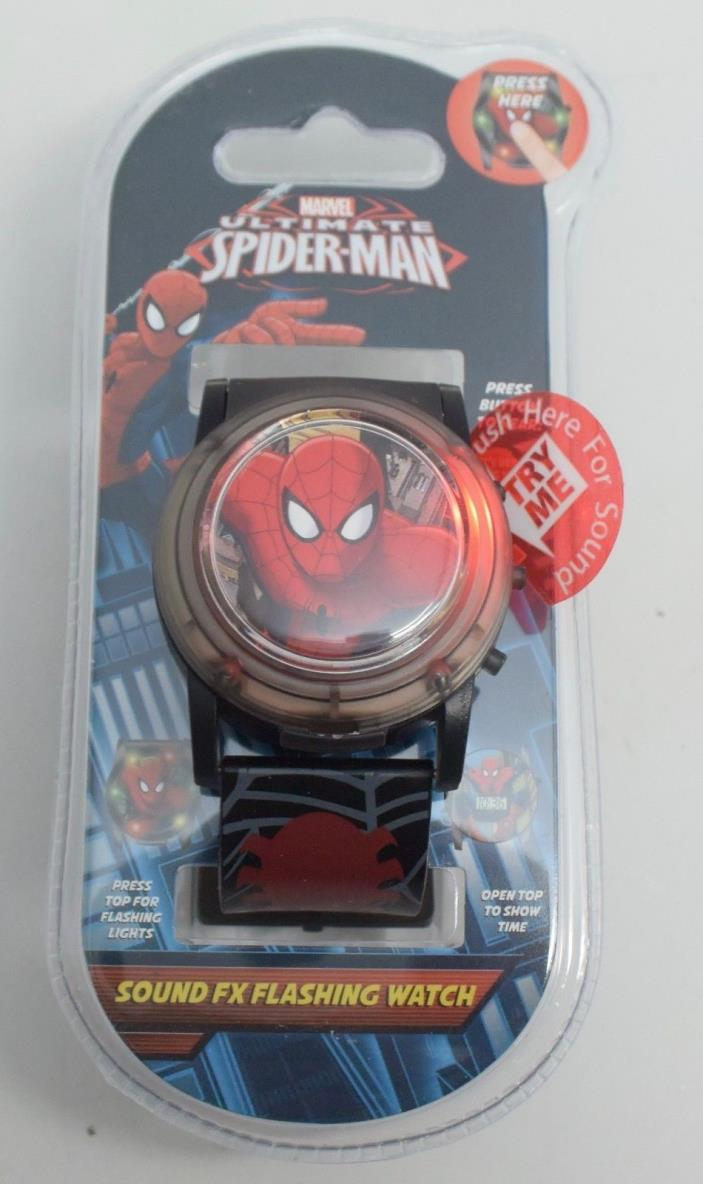 Marvel Spider-Man Kids' SPD3500SR Digital Display Watch {MR7 Y50-34