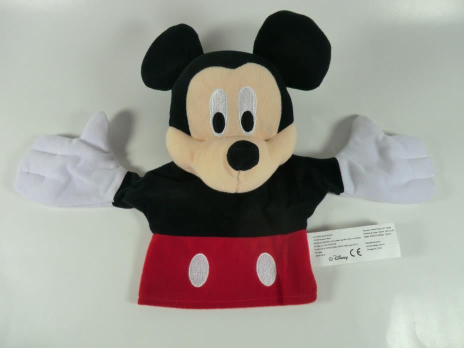Disney Mickey Mouse Hand Puppet 9