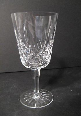 WATERFORD LISMORE WATER GOBLET (7