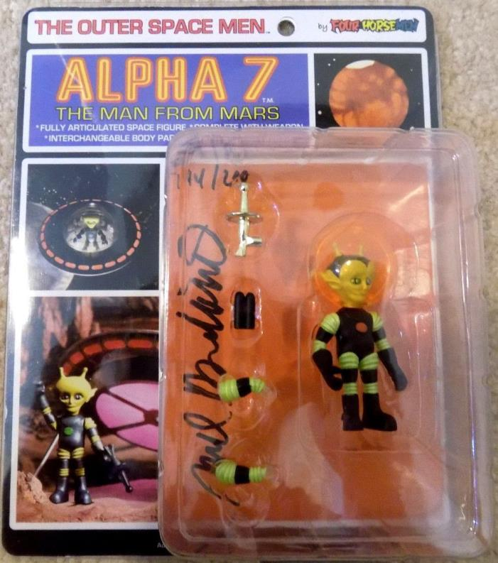 COLORFORMS OUTER SPACE MEN WHO BOUGHT ALPHA 7 COSMIC CREATOR #194 PLEASE ANSWER
