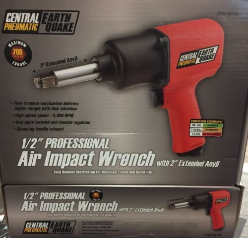 Central Pneumatic 1/2