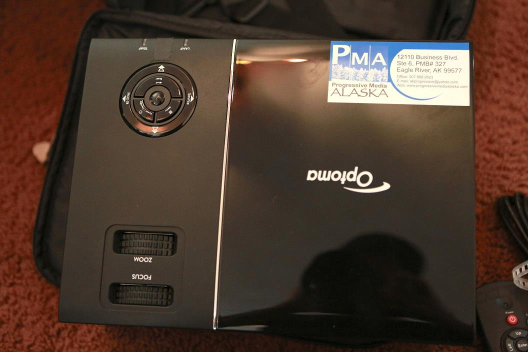 optoma projector ep761, FREE SHIPPING