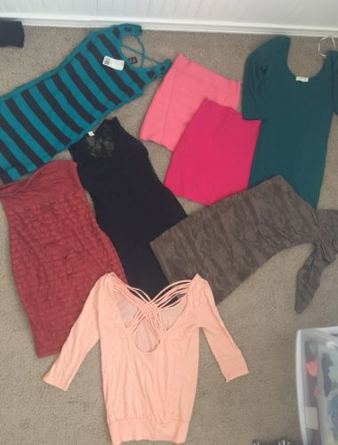 Women's Clothing Lot Size Small