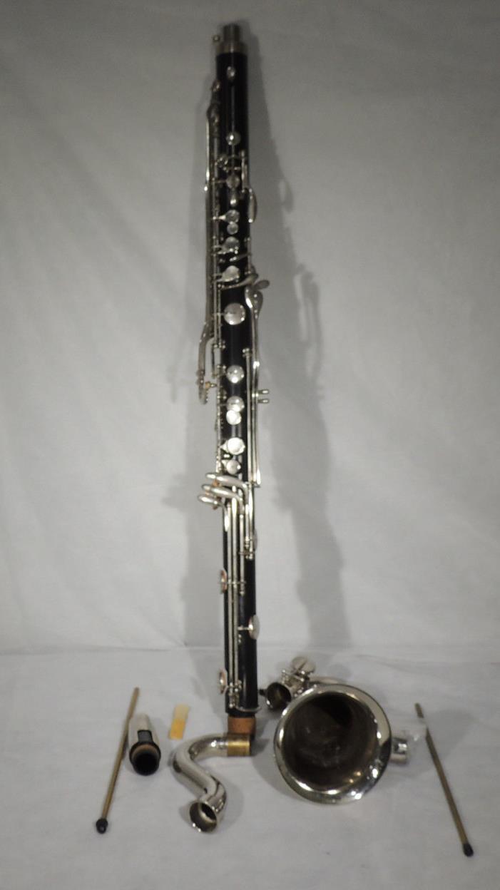 Bundy Selmer USA Bass Clarinet