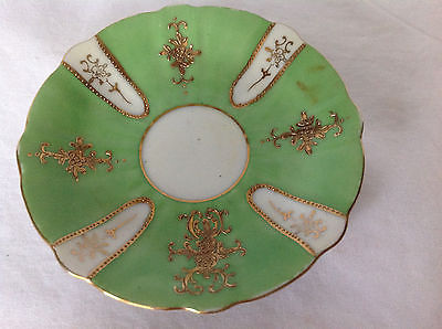 Hand Painted Lenwile China Ardalt Occupied Japan No. 6190 Saucer