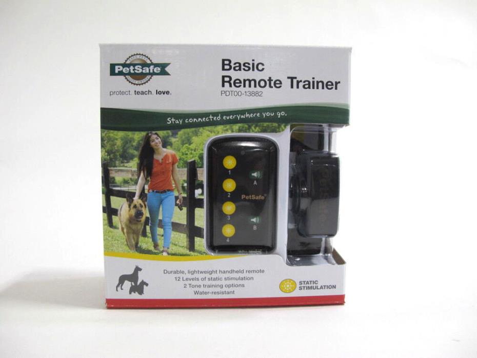 PetSafe PDT00-13882 Basic Static Remote Trainer