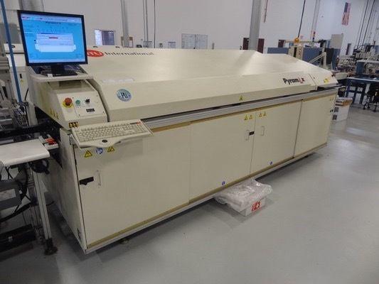 BTU 98A reflow oven  (2005)