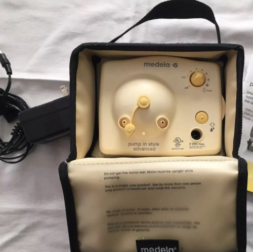 Medela Pump In Style Advanced Double Electric Breastpump 2016