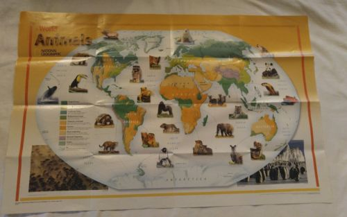 A World of animals by National Geographic Society 2004