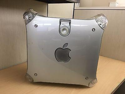 Apple PowerMac G4 M8705LL/A 800MHz 768MB RAM Keyboard Screen Tiger *BUNDLE*LOOK*