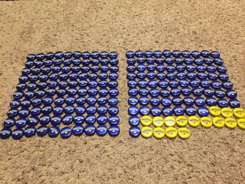 195 Twisted Tea Beer Bottle Word Caps Great For Crafts FREE SHIPPING