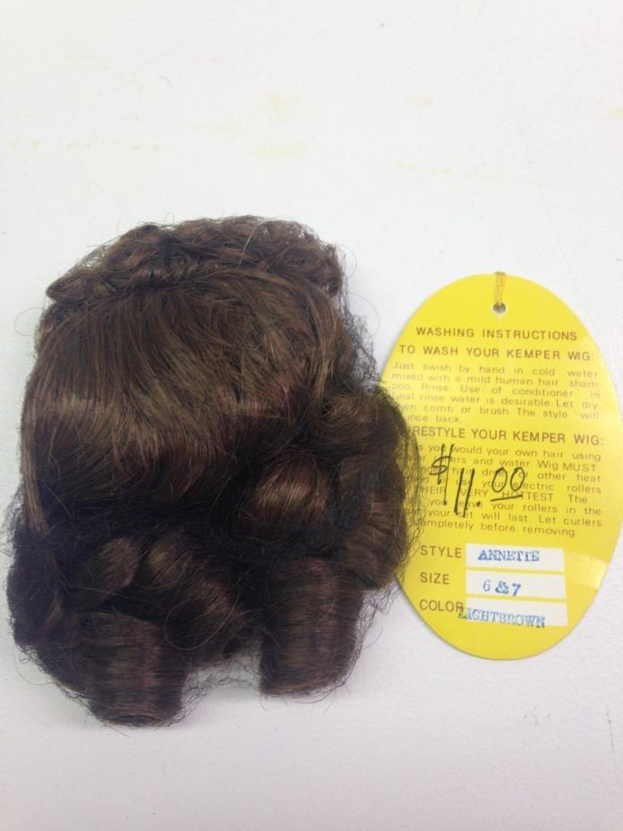 Kemper Doll Wigs For Sale Classifieds