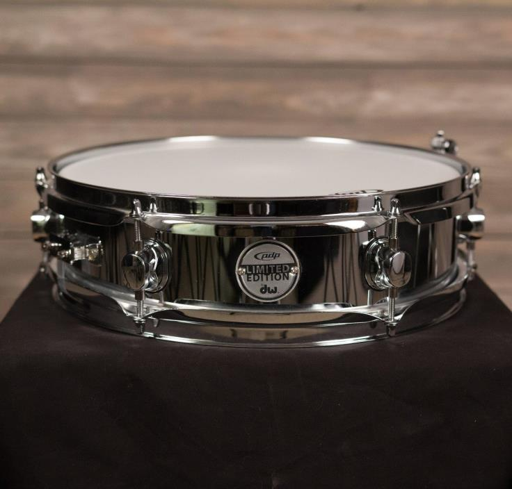 PDP 3.5x13 Chrome Over Steel Piccolo Snare