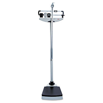 Medline Classic Mechanical Beam Scale 500lb Capacity 13-3/4 x 14-1/4 Platform