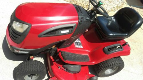 Craftsman Riding Ride On Mower 2012