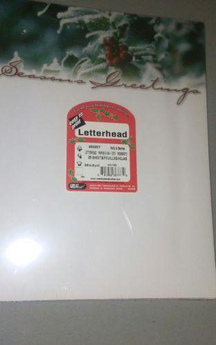 2 PackS Easy To Print Letterhead Paper 11