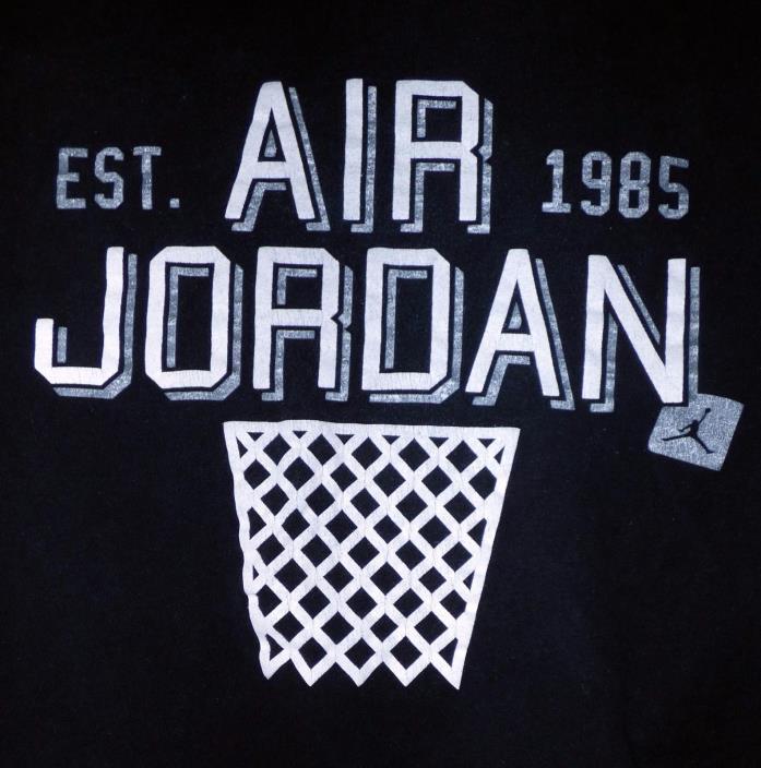 Licensed Air Jordan Est. 1985 Shirt Size XL Michael Jordan  23