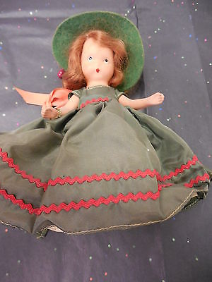 #93 Nancy Ann Storybook Doll - 1940's