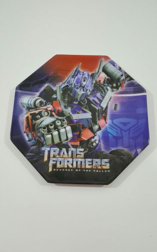 Transformers plate