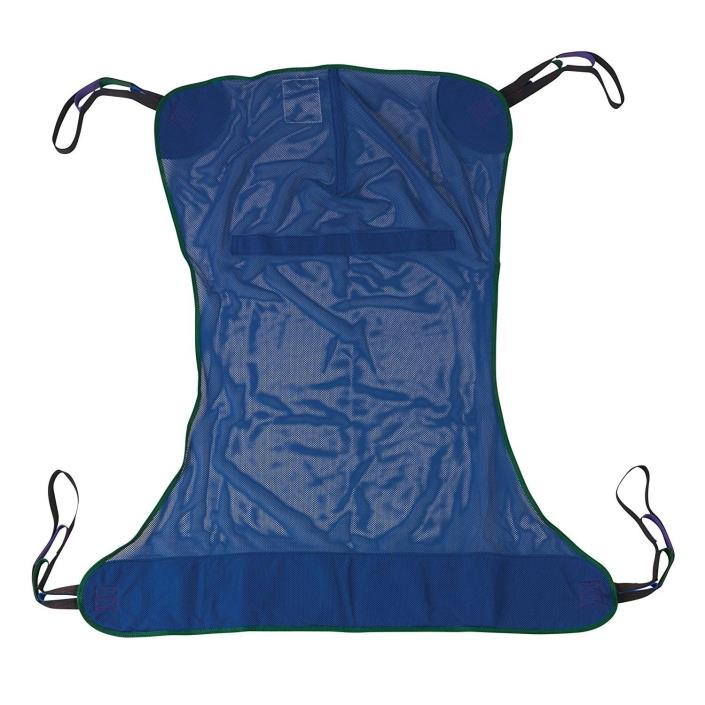 Large Full Body Patient Lift Sling by Drive Medical (Size Large)