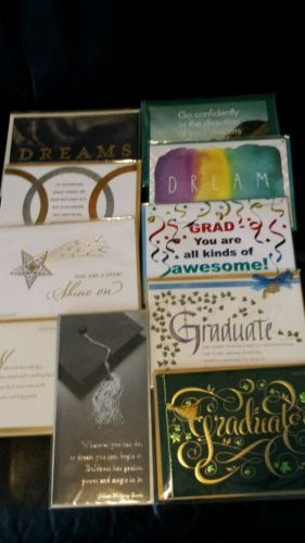 Papyrus Graduation Cards.  20 New & Sealed