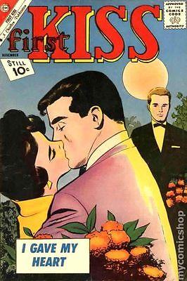 First Kiss (1957) #23 VG+ 4.5 LOW GRADE