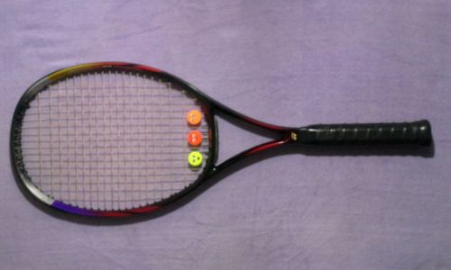 A Rare Yonex Super RD Tour 95 in Nice Condition  BONUS  !!!