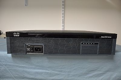 Cisco 2921 3-Port Gigabit Wired Router (CISCO2921/K9)