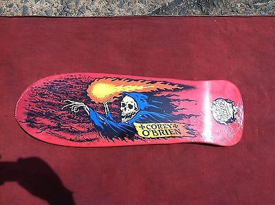 Corey O'Brien Santa Cruz Skateboard Deck