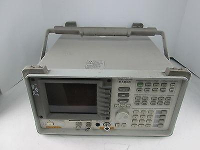 HP 8595E Spectrum Analyzer 9Khz-6.5Ghz OPT 021 101 105 140 S/N 3619A01906