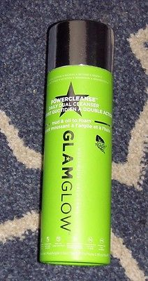 GLAMGLOW POWERCLEANSE DAILY DUEL CLEANSER 2.5  FL. OZ.