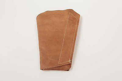 Lapco Lap-AR Right Armpad Flap leather Brown NWT One Size Free Prioity Shipping