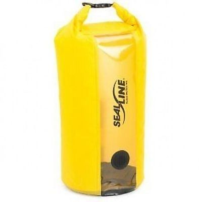 SealLine Kodiak Window 40-Liter Purge Dry Bag, Yellow, New