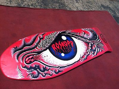 Rob Roskopp Santa Cruz Skateboard Deck
