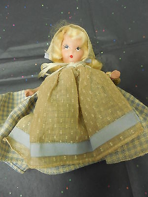 #185 Nancy Ann Storybook Doll - 1940's