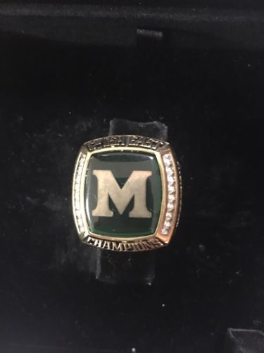 Marshall University Football Ring