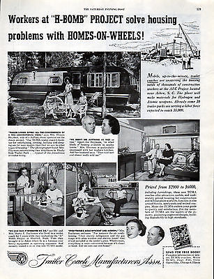 1951Trailer Coach Assoc Ad