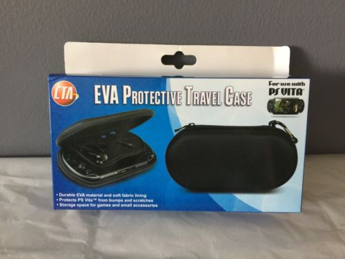 CTA Digital PS Vita Travel EVA Protective Case