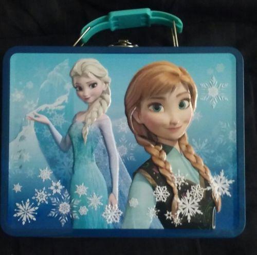 disneys frozen lunch box