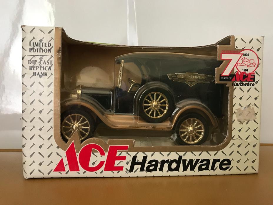 Ace Hardware Vintage Chevy Van