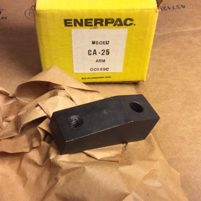 ENERPAC swing cylinder arm CA-25