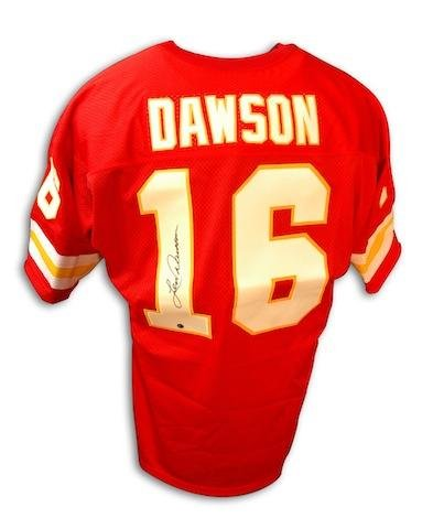 Len Dawson Jersey - Throwback Red