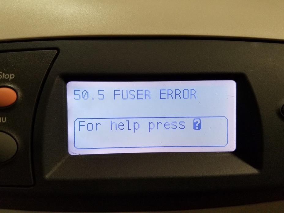 HP Laserjet 4250n 4250 Laser printer