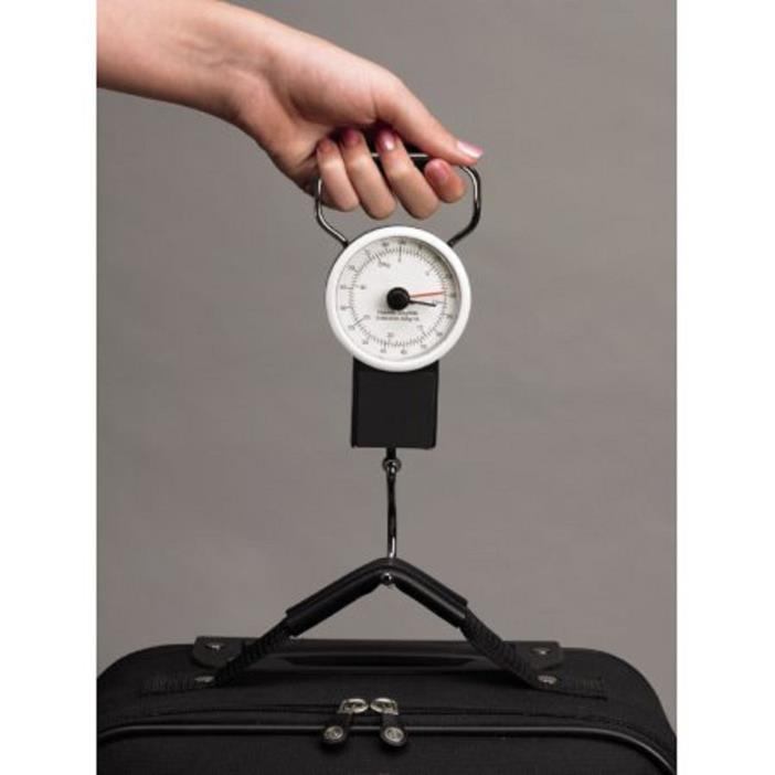 American Tourister Luggage Scale, Black ON SALE NOW 8.77
