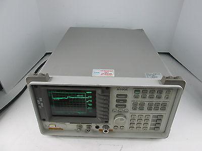 HP 8595E Spectrum Analyzer 9Khz-6.5Ghz OPT 021 101 105 140 S/N 3411A00570